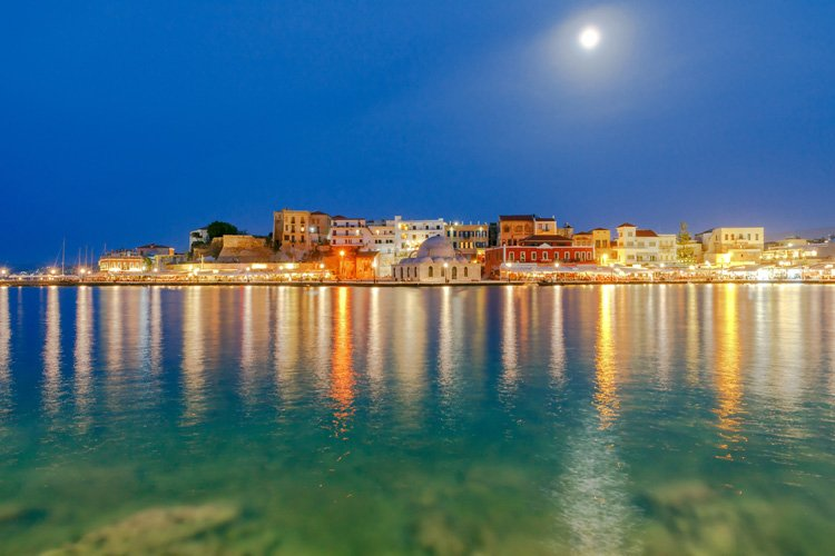 Old Venetian Port of Chania