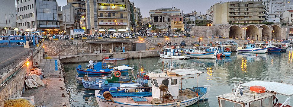 Heraklion's Attracties