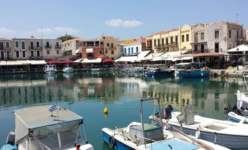 haven van Rethymnon